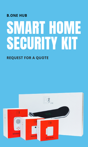 Wireless Security Kit
