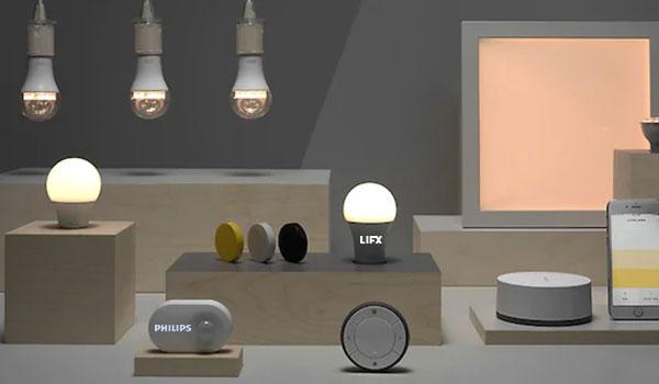 Smart Home Lighting Automation